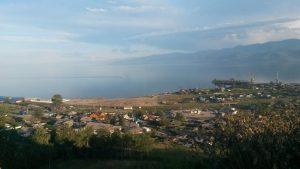 Озеро Байкал. Посёлок Култук. Lake Baikal. Settlement Kultuk.