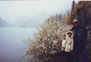 Поездки вокруг Алма-Аты. Озеро Кульсай. Trips around Almaty. Lake Kulsay.