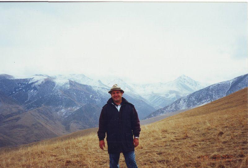 Поездки вокруг Алма-Аты. Плато Ушконыр.