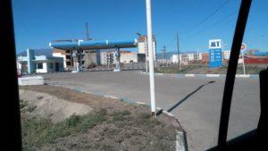 Автопутешествие по Монголии. Город Улангом. Autotravel through Mongolia. The city of Ulangom.