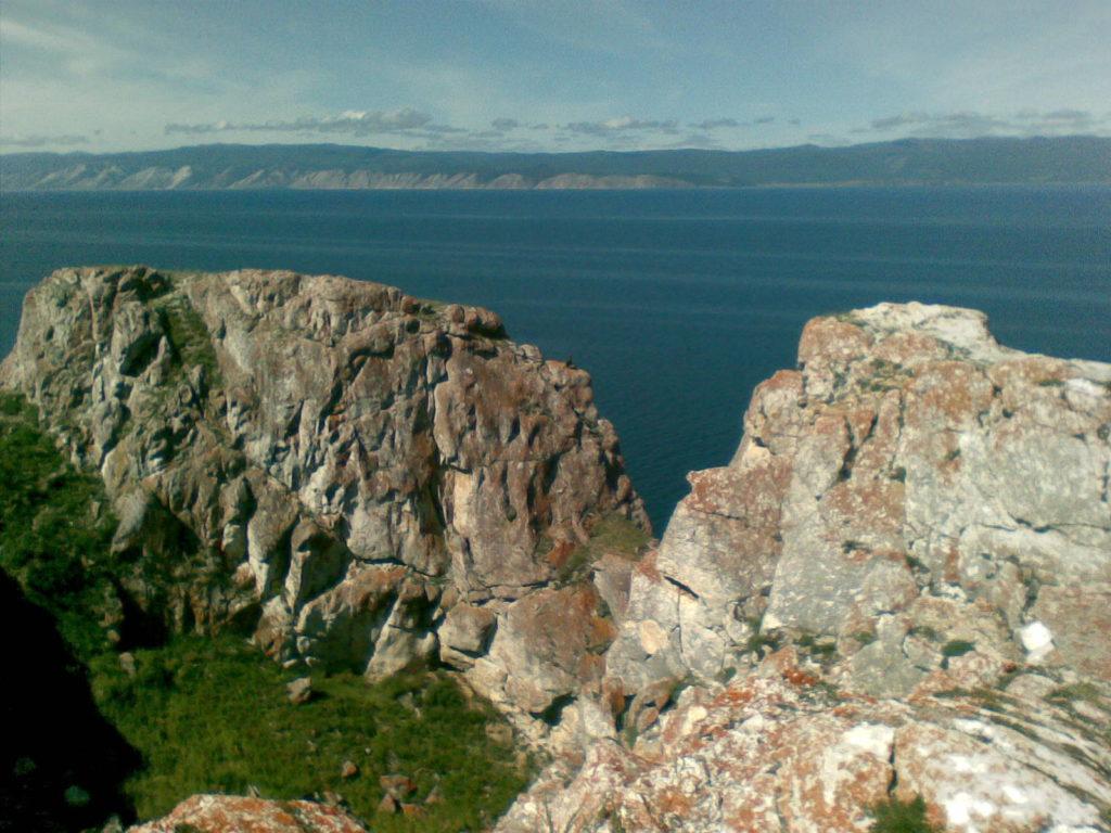 Байкал. Остров Ольхон. Baikal. Olkhon Island.