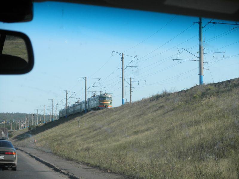 Россия. Братская ГЭС. Russia. Bratsk Hydroelectric Power Station.