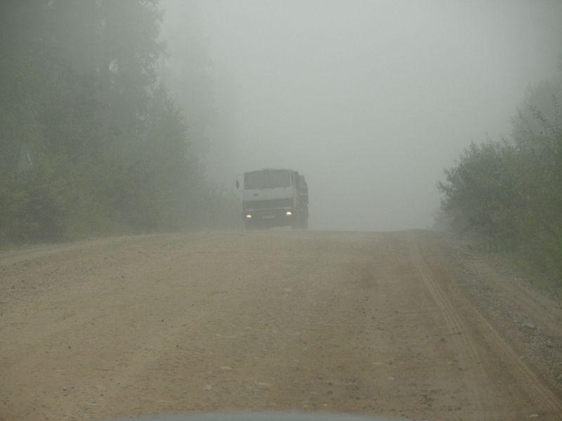 Усть-Кут - Северобайкальск. Дорога вдоль БАМа. Ust-Kut - Severobaikalsk. The road along the BAM.