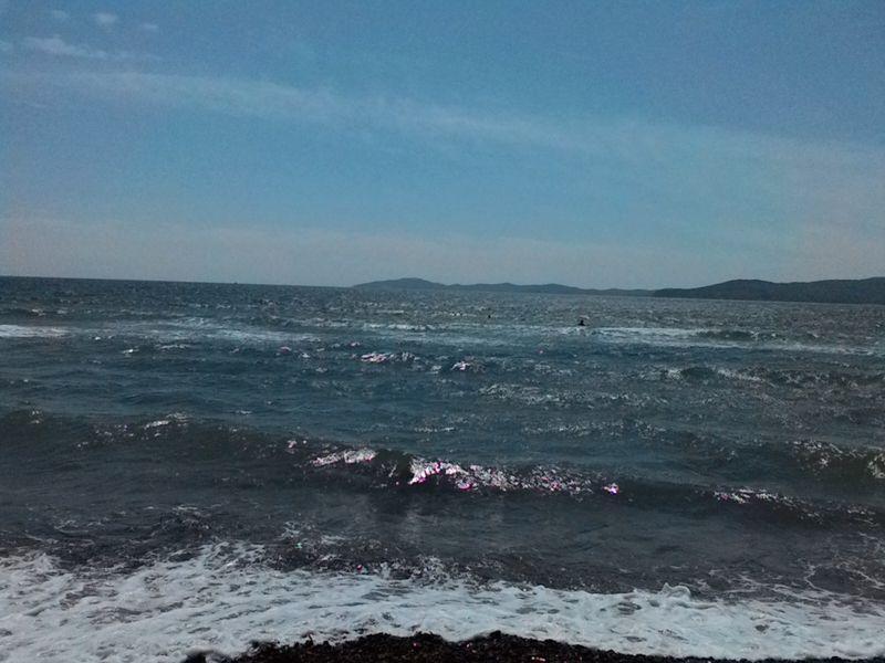 Тихий Океан пляж автопутешествия