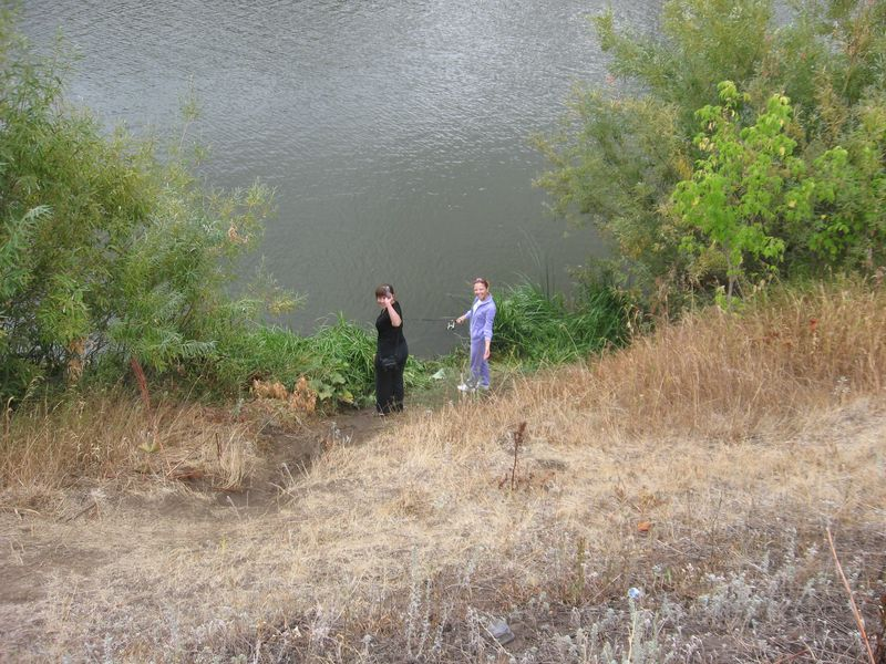 Россия. Башкирия. Река Белая. Рыбалка. Russia. Bashkortostan. The White River. Fishing.