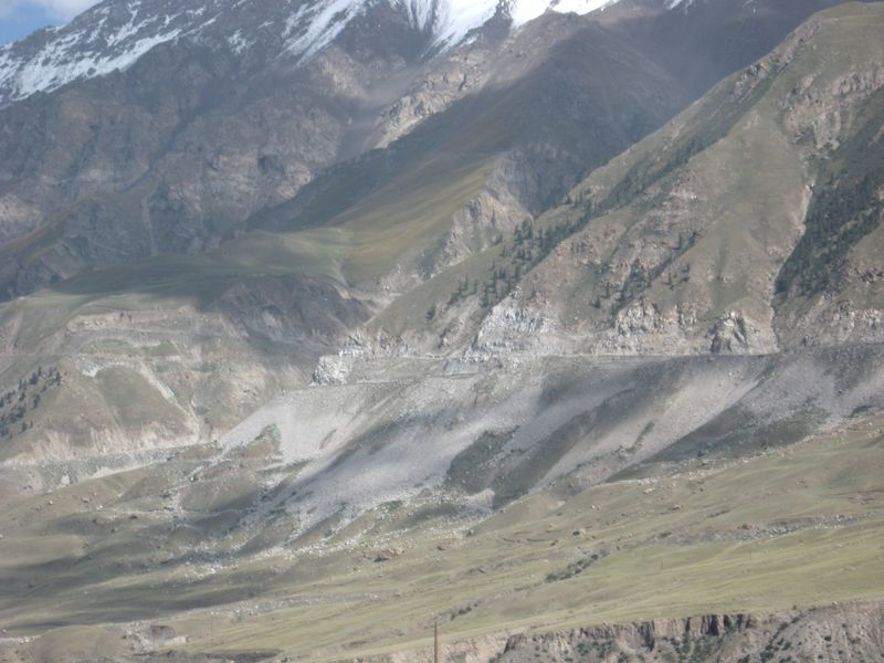 3822 метрa автомобильного альпинизма. Тянь-Шань 2015 год.
