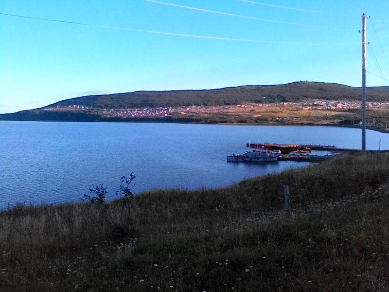 "Хабаровский край. Посёлок Лазарев. Khabarovsk region. The village ""Lazarev""."