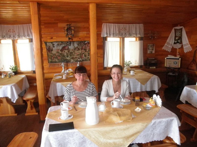 "Северобайкальск. Отель ""Байкал-Сервис"".Severobaikalsk. Hotel ""Baikal-Service""."
