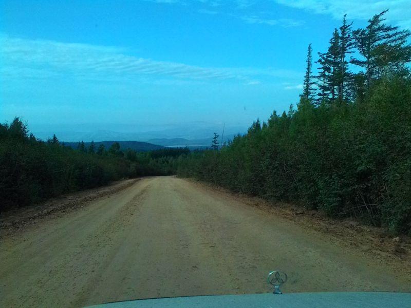 Амур Богородское Николаевск-на Амуре дорога автопутешествия