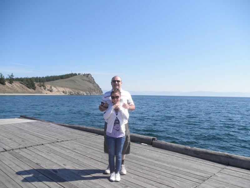 Северный Байкал. Мыс Лударь. Northern Baikal. Cape Ludar.
