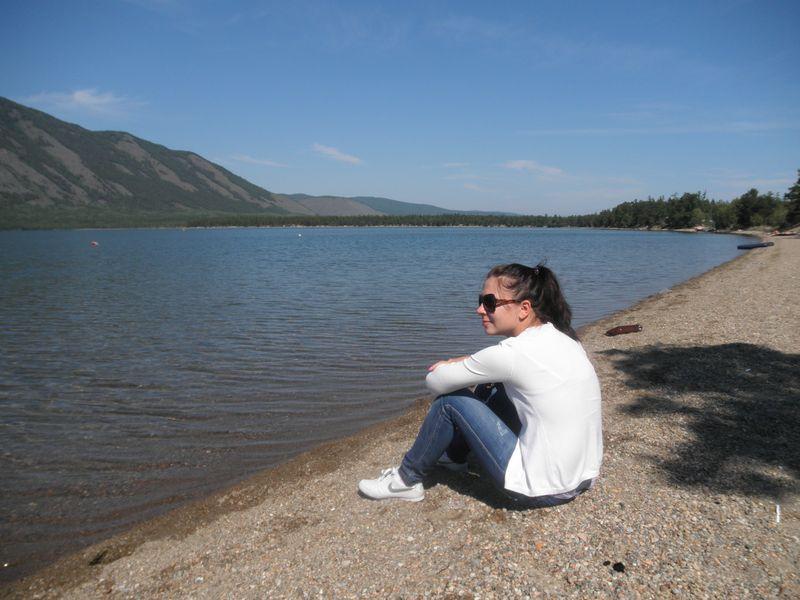 Северный Байкал. Слюдяные озера. Northern Baikal. Lakes Slyudyanyye.