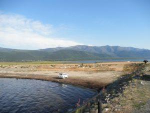 Северный Байкал. Нижнеангарск. Northern Baikal. Nizhneangarsk.