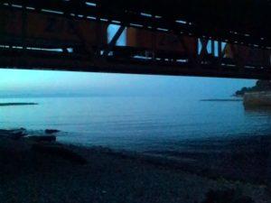 "Озеро Байкал. Река Переёмная. Транссиб. Lake Baikal. The River Pereemnaya. ""Transsib"" railway."
