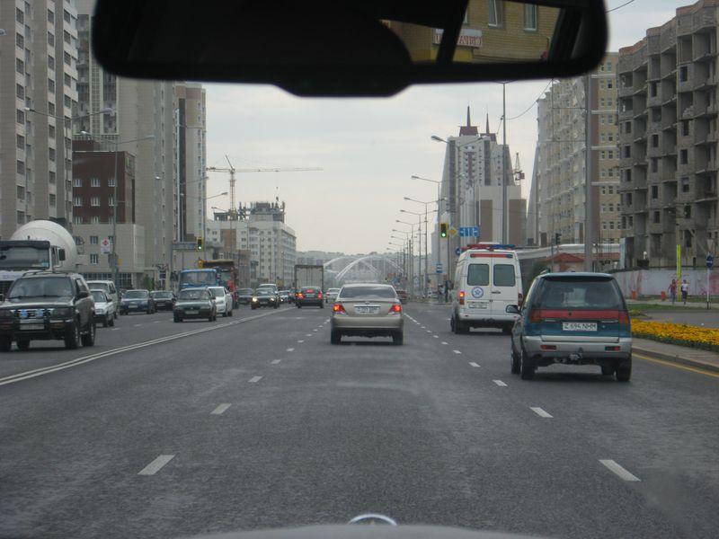 Столица Казахстана Астана.