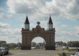 Автопутешествие на дальний Восток. Город Канск. Autotravel to the Far East. The city of Kansk.