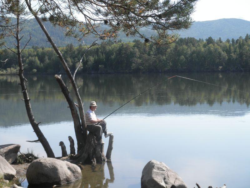 Северный Байкал. Река Верхняя Ангара. Northern Baikal. The Upper Angara River.