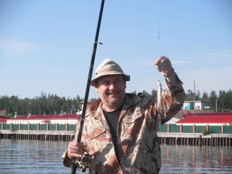 Северобайкальск. Рыбалка. Severobaikalsk. Fishing.
