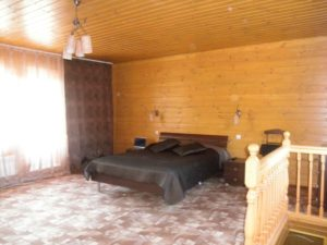 "Северобайкальск. Отель ""Байкал-Сервис"". Severobaikalsk. Hotel ""Baikal-Service""."