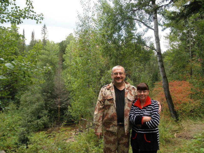 Северный Байкал. Дзелинда. Горячие источники.Northern Baikal. Zelinda. Hot Springs.