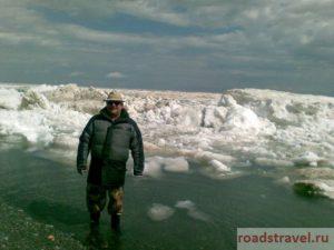 Казахстан. Озеро Алаколь. Kazakhstan. Lake Alakol.