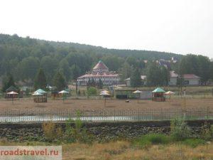 Россия. Башкирия. Монастырь. Russia. Bashkortostan. Monastery.