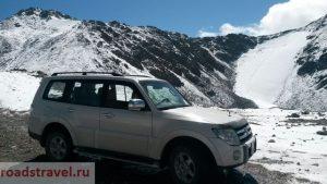 Киргизия. Перевал Чон-Ашу.Kyrgyzstan. Pass Chon-Ashu.