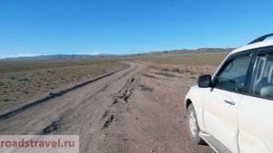 Дороги Монголии. Roads of Mongolia.