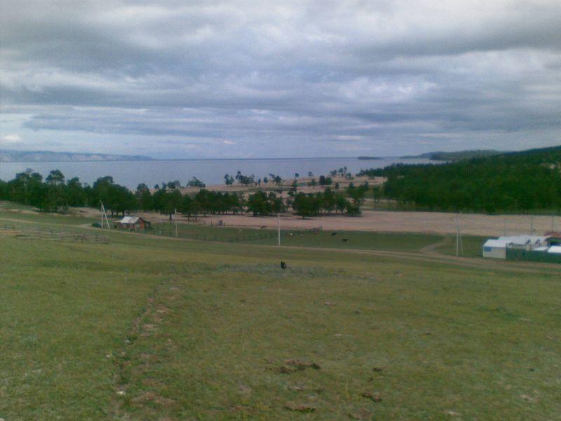 Озеро Байкал. Остров Ольхон. Lake Baikal. Olkhon Island.