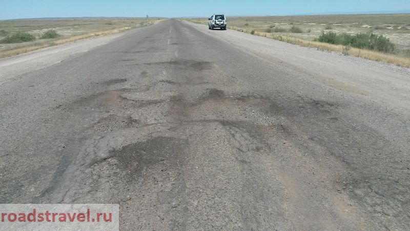 Roads of Kazakhstan or a story without a name. 2018.