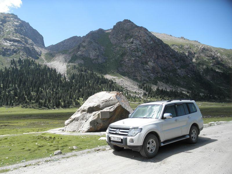 Горы Казахстана и Киргизии. Боремся со скукой самоизоляции.