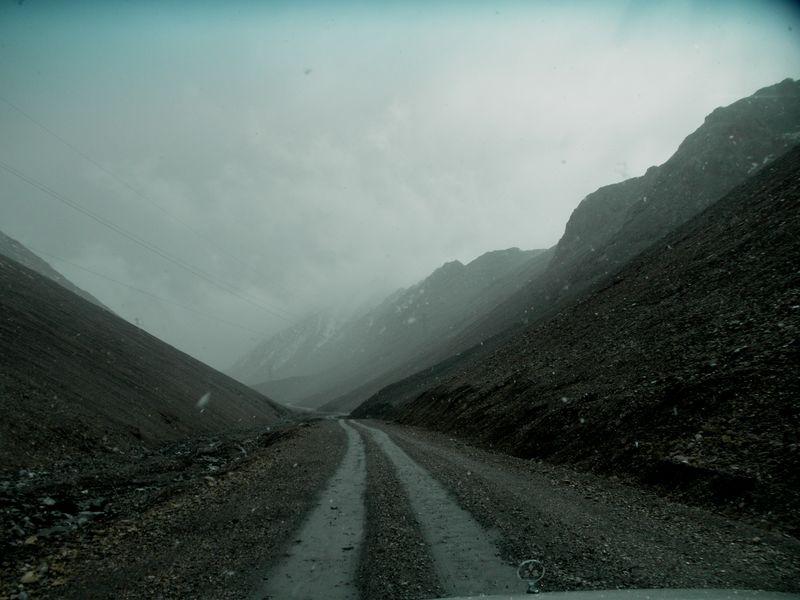 Тянь-Шань. Перевал Суек. Tien Shan. Suek Pass.