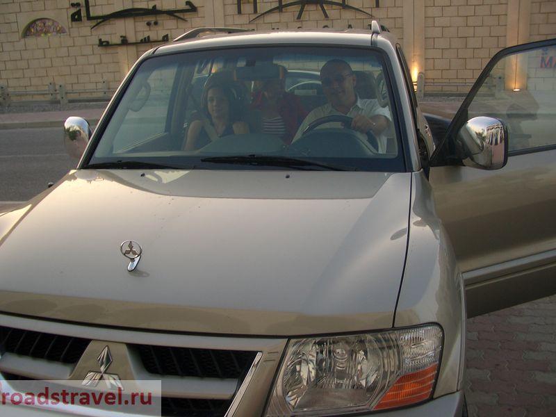 Автопутешествия по Эмиратам. Road trips in the Emirates.