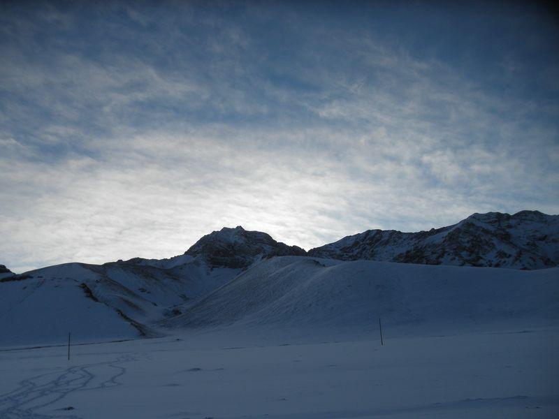 Киргизия. Тянь-Шань. Горный хребет Атбаши. Kyrgyzstan. Tien Shan. Ridge Atbashi.