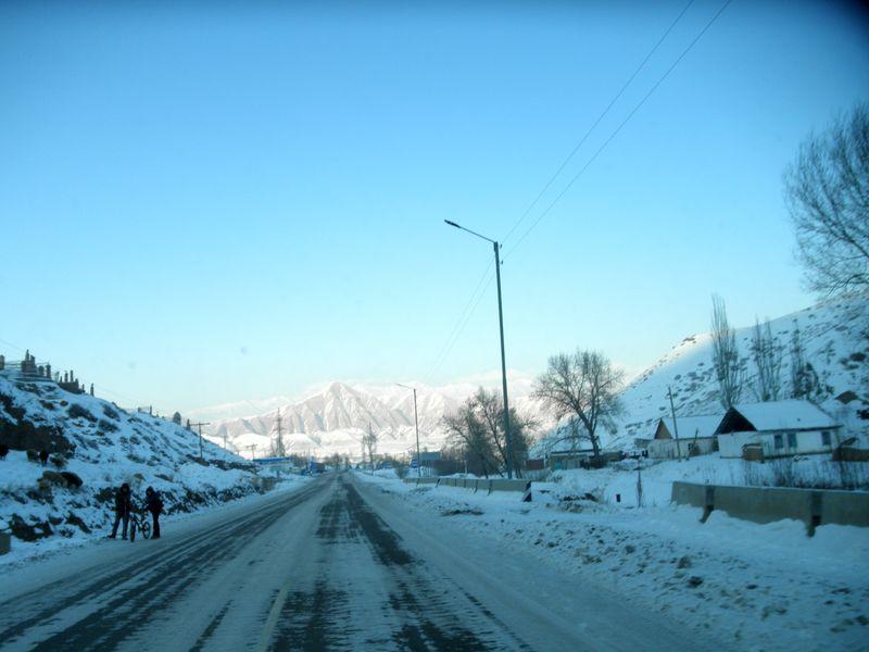Тянь-Шань. Декабрь 2018. От Торугарта до Нарына. Tien Shan. December 2018. From Torugart to Naryn.
