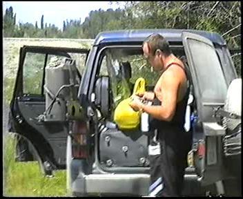 Первый автомобиль Mitsubishi Pajero. 1997 год. The first car Mitsubishi Pajero. 1997.