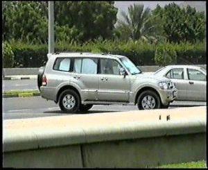 Третий автомобиль Mitsubishi Pajero. 2003 год. The third car Mitsubishi Pajero. 2003.
