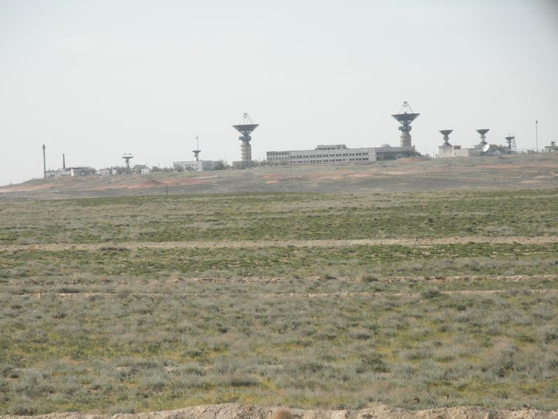 "Космодром ""Байконур"". Комплекс ""Сатурн"". The cosmodrome ""Baikonur"". Complex ""Saturn""."