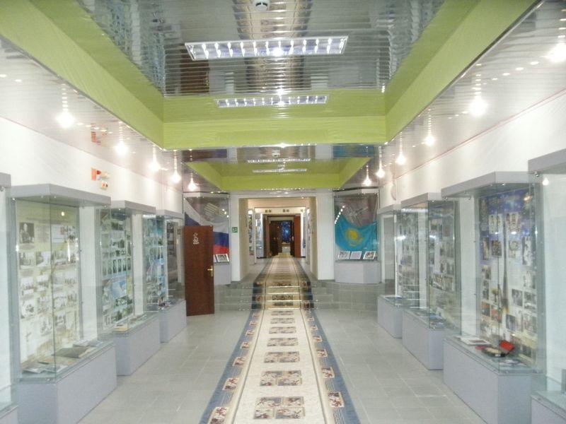 Казахстан. Космодром Байконур. Музей космодрома Байконур. Kazakhstan. Baikonur Cosmodrome. Museum of the Baikonur Cosmodrome.