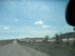 Дороги Казахстана. От Аягуза к Алма-Ате. Roads of Kazakhstan. From Ayaguz to Alma-Ata.