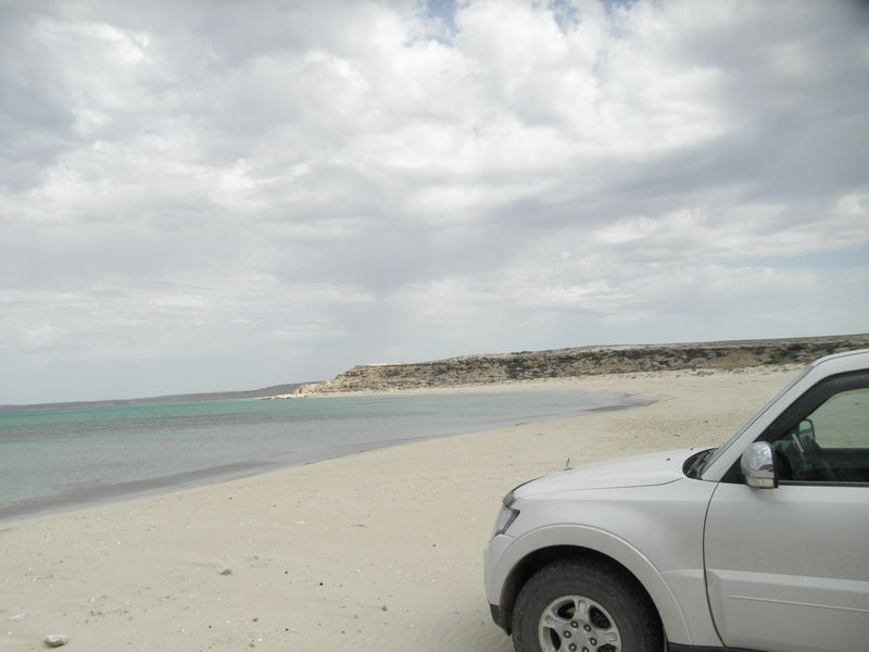Каспийское море. Мангистау. Голубая бухта. Caspian Sea. Mangistau. Blue Lagoon.