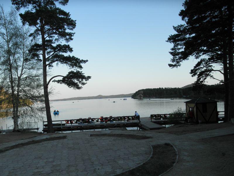 Озеро Боровое. Казахстан. Lake Borovoe. Kazakhstan.