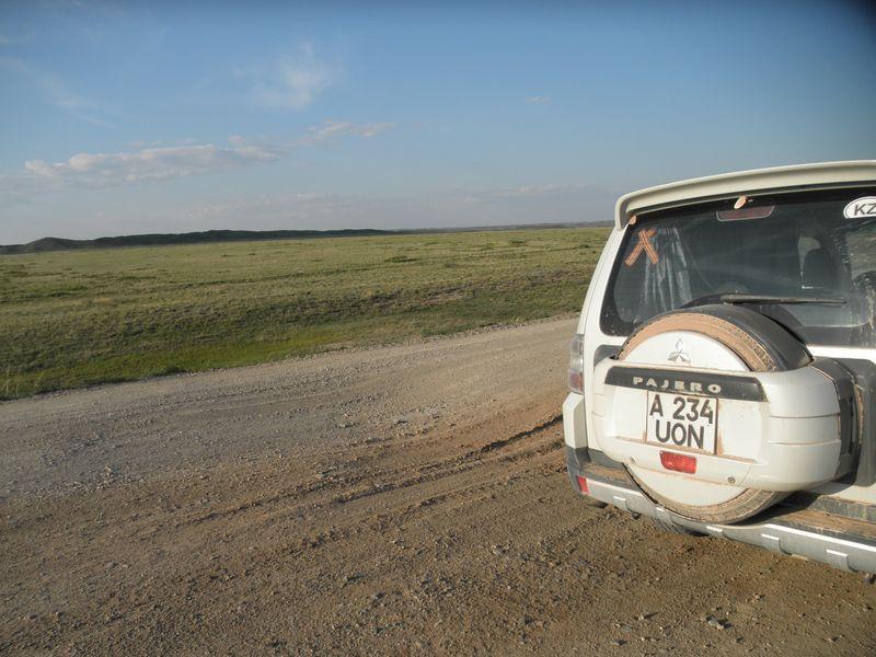 Дорога Каркаралинск - Аягуз. Дорога, которой нет. The road Karkaralinsk - Ayaguz. The road, which is not.