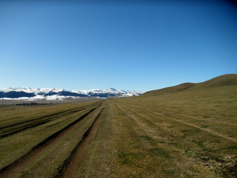 Плато Ассы. От Бартогая до Тургеня. Assy Plateau. From Bartogai to Turgen.
