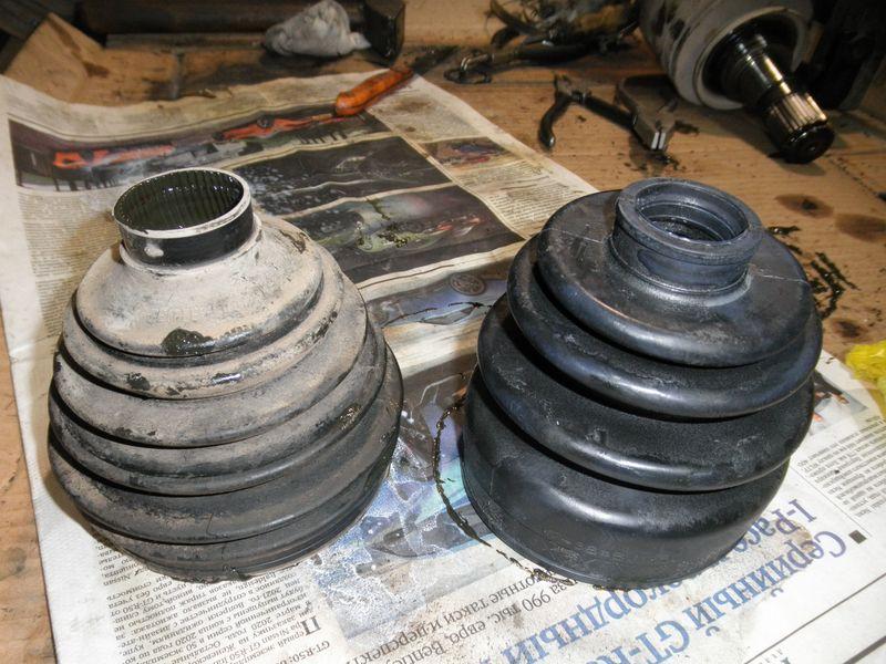 Внутренний пыльник заднего привода Mitsubishi Pajero IV. Dust boot inner, rear shaft Mitsubishi Pajero IV.