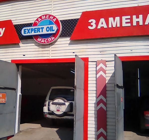 Mitsubishi Pajero. Пункт замены масла. Mitsubishi Pajero. Oil change point.
