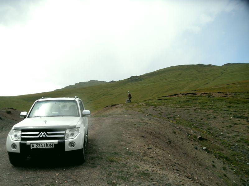 Перевал Кетмень. 3045 метров. Горы Кетмень. Казахстан.Ketmen pass. 3045 meters. Ketmen mountains. Kazakhstan.