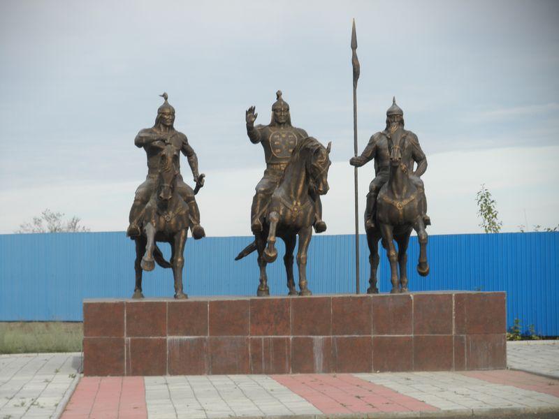 Зайсан. Восточный Казахстан. Zaysan. Eastern Kazakhstan.