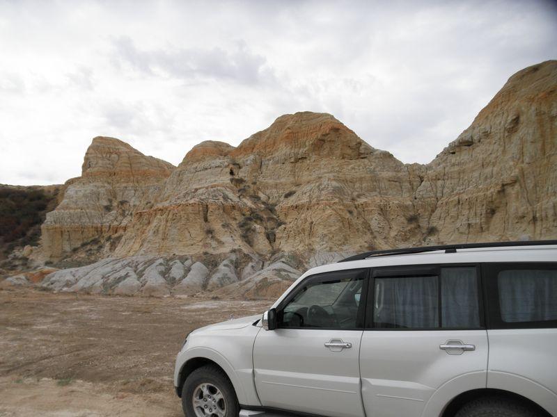 Киин-Кириш. К северу от озера Зайсан. Восточный Казахстан. Kiin-Kirish. North of Lake Zaisan. Eastern Kazakhstan.
