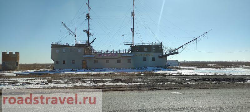 По бездорожью без документов и с приключениями. Казахстан 2021.